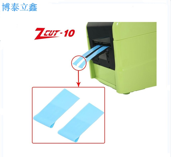 2020 جديد zcut-10 Aliepxerss الجملة 100- 240V ZCUT-10 CE شهادة التلقائي الشريط موزع آلة