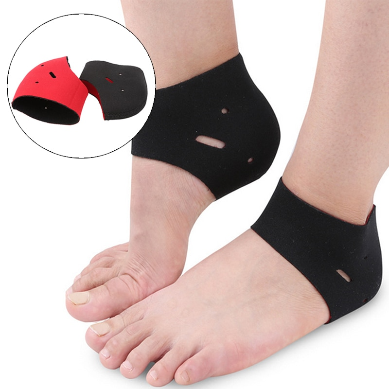 1Pair Sport Ankle Support Elastic High Protect Sports Ankle Equipment Safety Running Basketball Ankl