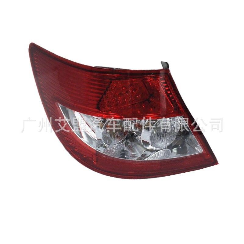 Hecho para BYD F3 montaje de lámpara trasera F3 montaje de luz trasera 05-13 BYD F3 accesorios luces LED traseras.