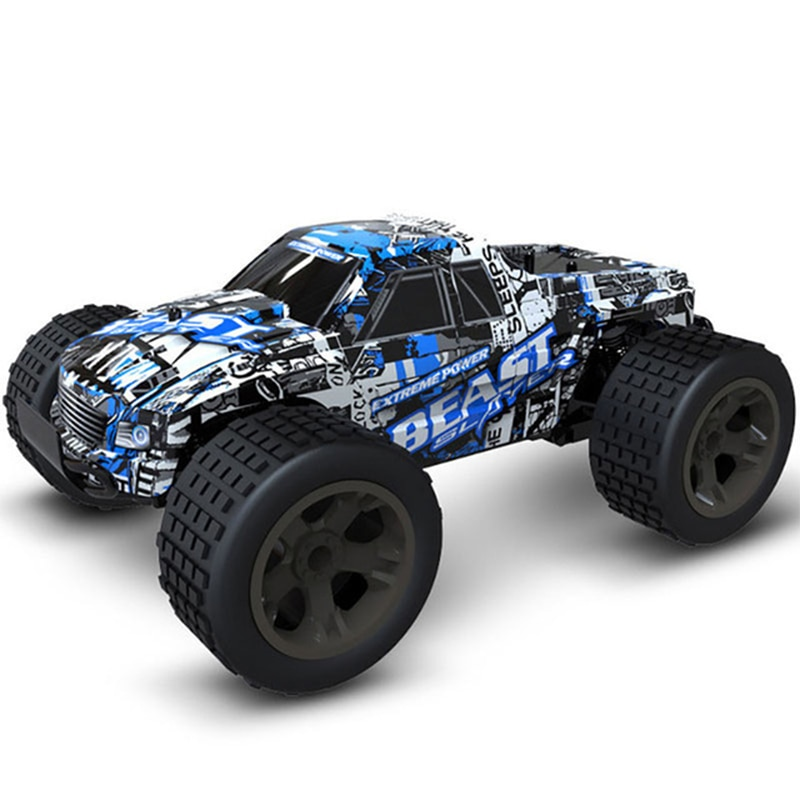 2021 New RC Car 2.4G 4CH Rock Car Driving Big Car Remote Control Car Model Off-road Vehicle Toy Wltoys RC Car Drift