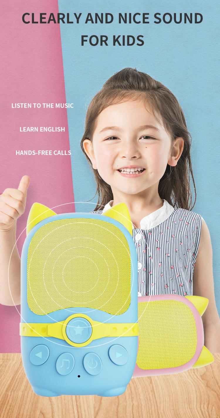 2pc Radtel RB1 Kids Walkie Talkie with Bluetooth Speaker, PMR446 FRS Mini Walkie-Talkie for Children Birthday Gift toys for boy enlarge
