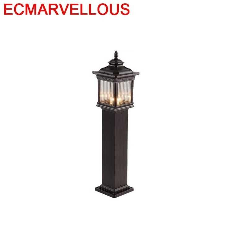 Lámpara De iluminación Para jardín Exterior, luz Exterior Para decoración De jardín