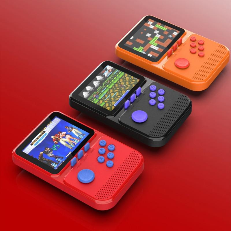 Juegos de MINI portátil Retro consola de Video juego de mano por...