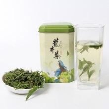 100g Green Tea 5A Xihu Dragon Well Green Tea 2020 Gift Box Packing Fresh Dragonwell Dragon Well Heal
