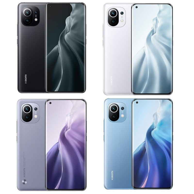 Xiaomi Mi 11 Global Version 8GB+256GB 5G Smartphone Snapdragon 888 Octa Core 100 Million Pixels 120Hz Refresh Screen enlarge