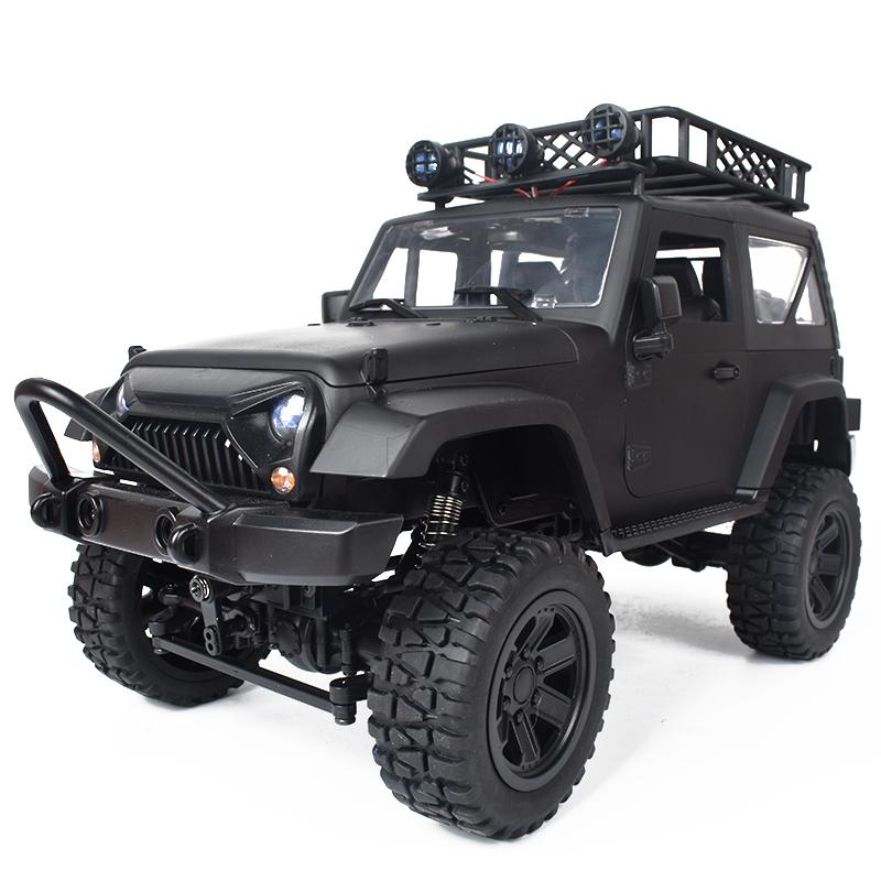 JY66 1:14 4Wd 2.4g RC Car High Speed 90 Minute Endurance Simulation Full Scale RC Off Road Vehicle Toy Model Car Gifts For Kids enlarge