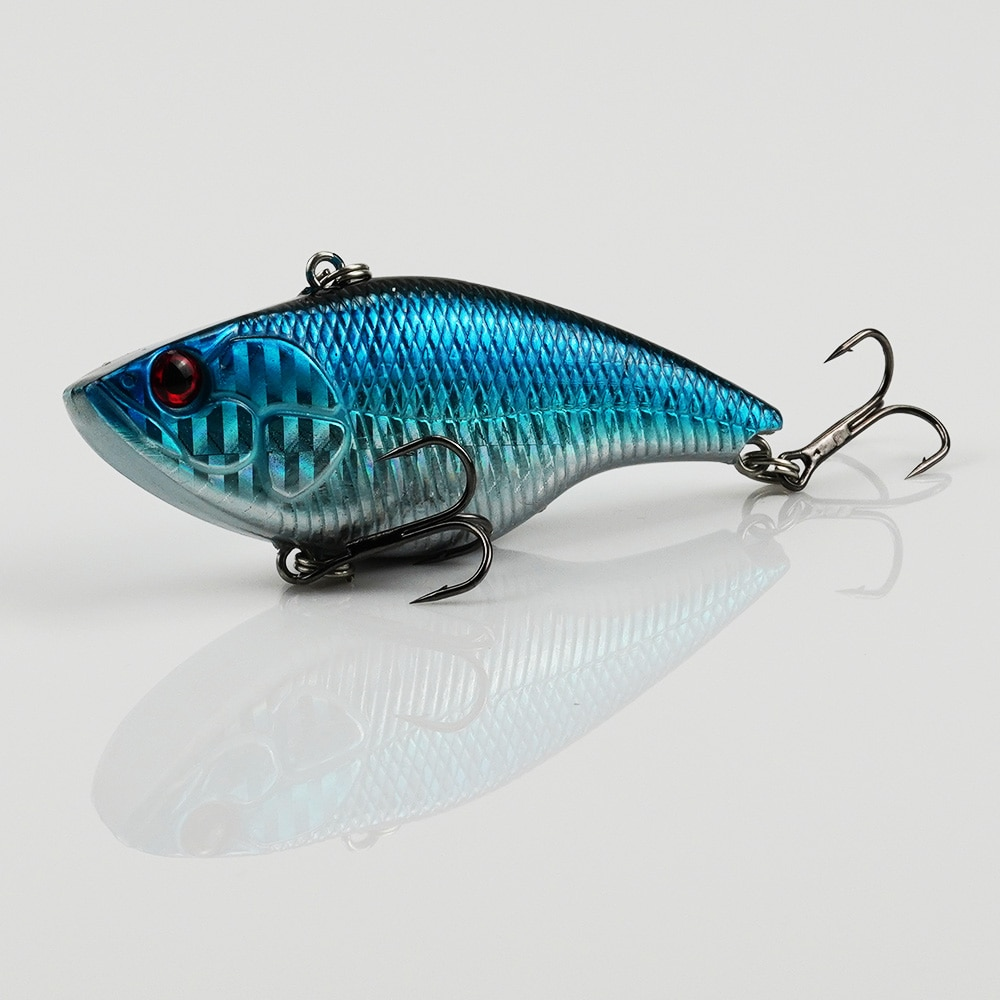 1piece minnow fishing lure 11cm 13g 15g 35g crankbaits fishing lures for fishing floating wobblers pike baits shads tackle 7CM 18.7G Vib Fishing Lure Hard Sinking Wobblers For Pike Fishing Crankbaits Lure Crank Baits Artificial VIB Lures For Fishing