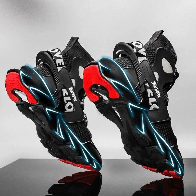 أحذية رياضية للرجال ، أحذية رياضية ، أحذية تنس فاخرة ، أحذية ركض ، أحذية موكاسين عصرية
