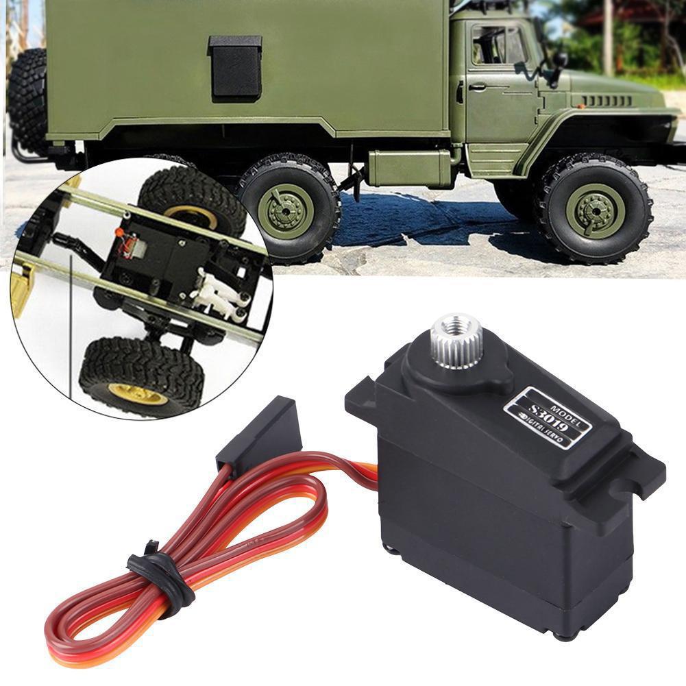WPL1625 17g Waterproof RC Car Truck Metal Gear Servo Children Toy Accessories Kid Gift New