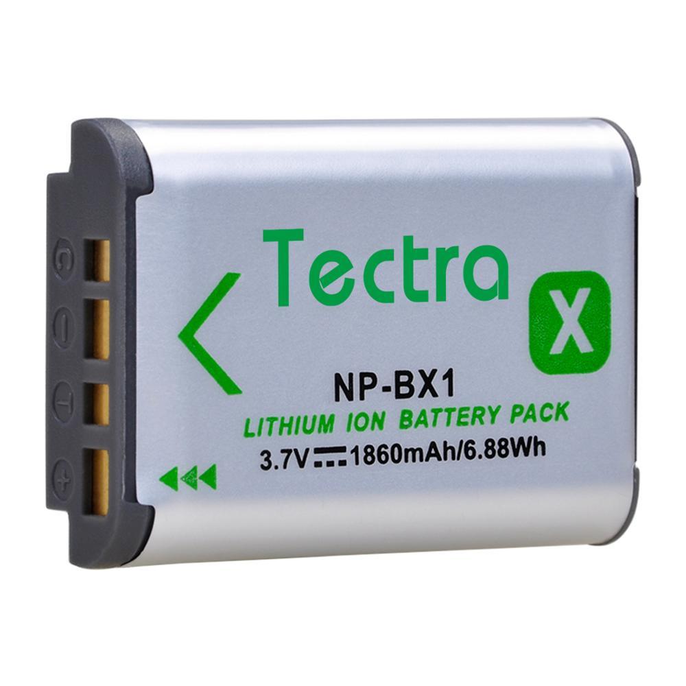 NPBX1 NP BX1 batería recargable NP-BX1 batería para Sony DSC RX1 RX100...