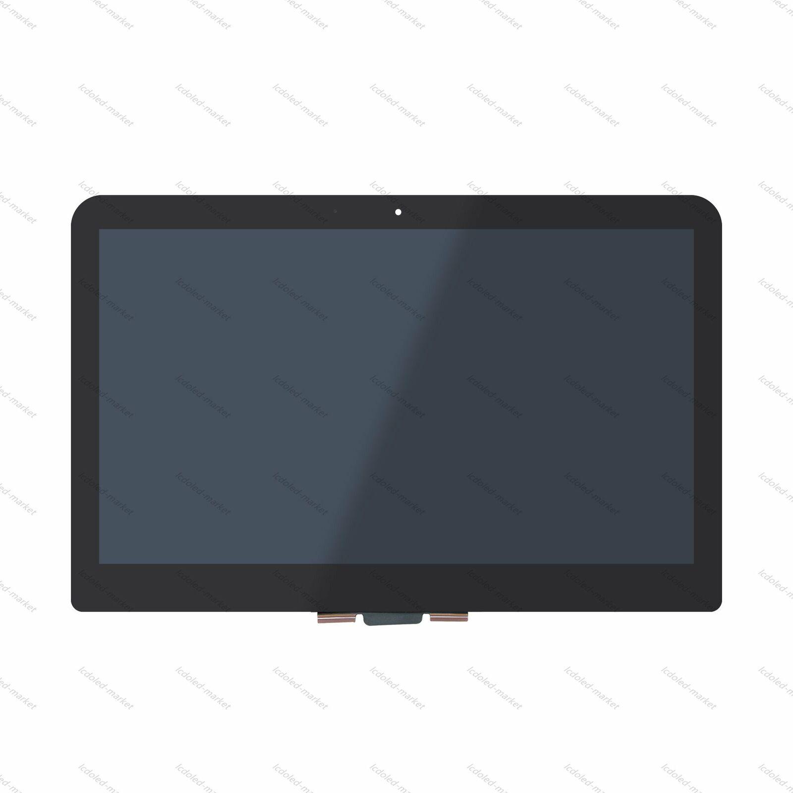 جيانغ لون QHD LCD محول الأرقام بشاشة تعمل بلمس عرض الجمعية ل HP الطيف X360 13-4135TU