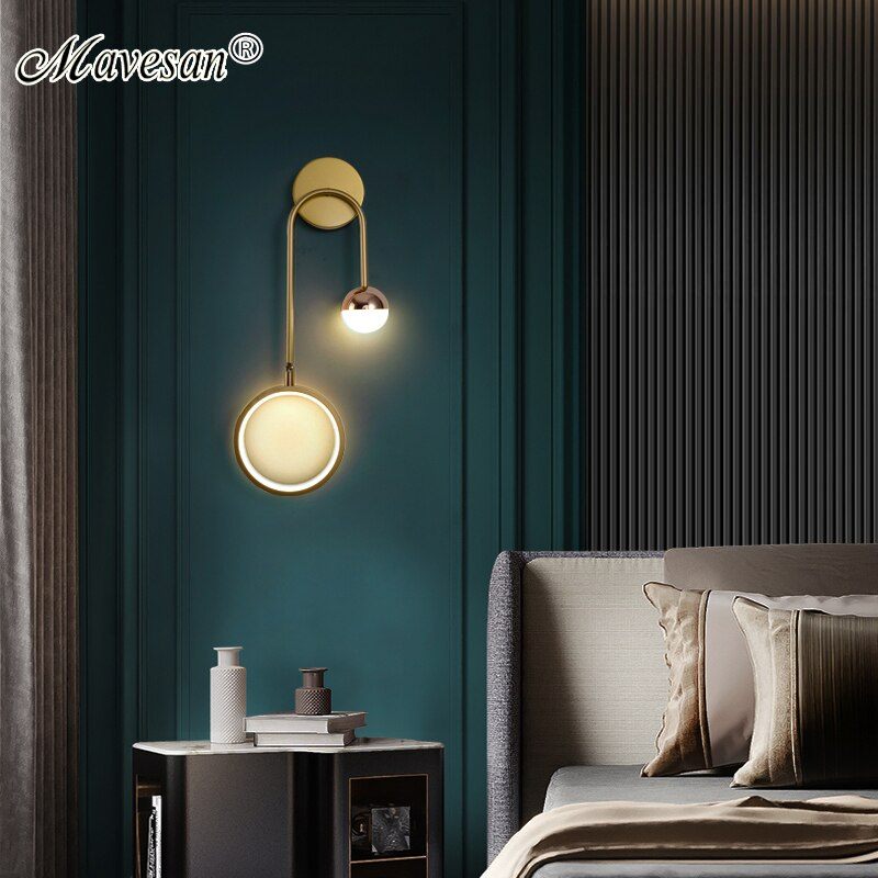 MAVESAN Kvaliteetne seinalamp