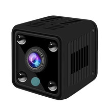 Mini Camera HD Camcorder Wireless Wifi Camera Wide-Angle Night View IP Camera Home Outdoor Security