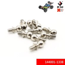 WLtoys 1:14 144001 144001-1338 Ball Head Screws 4.9*10.6 RC car R/C Spare Parts Accessories Model To