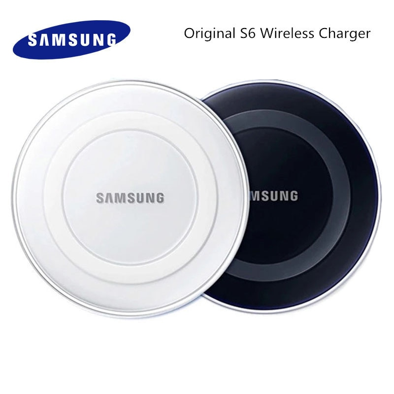 Original Samsung 5V 2A Wireless Charger Adapter QI Fast Charge Pad For Galaxy Note 20 10 Ultra S10 S