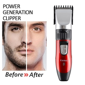 Electric Shaver Beard Trimmer Beauty Haircut Tool Razor Rechargeable Barber Painless Hair Clipper Men's Beauty Tools Wholesale