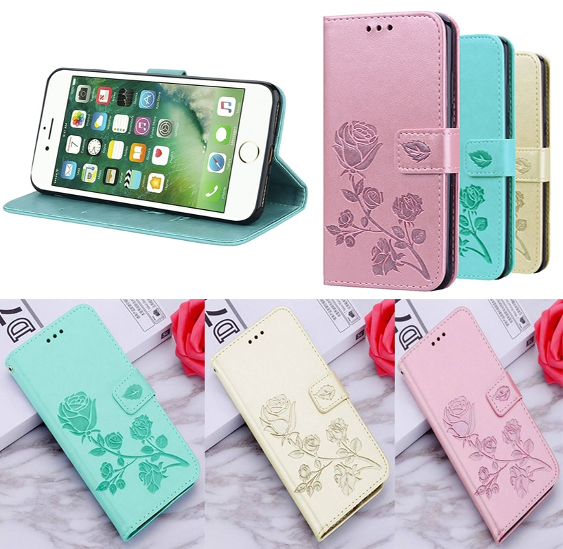 for Meizu 16s Case Protection Stand Style Leather Flip Silicone Back Cover Phone Wallet Case for mei