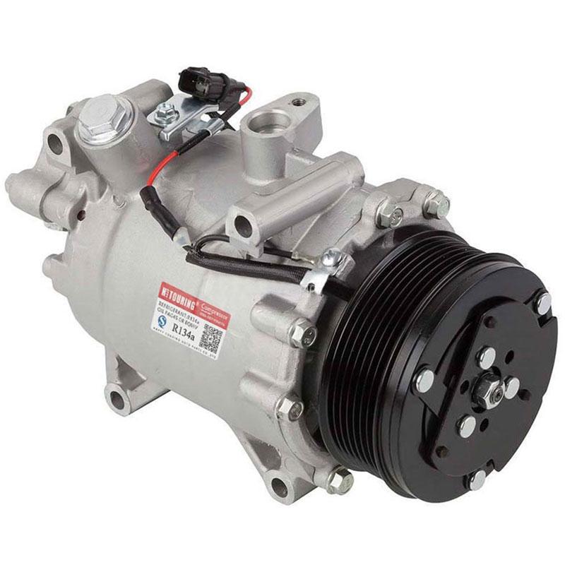TRSE09 AC compresor de aire acondicionado para coche Honda CR-V 2.4L 4cyl 2007, 2008, 2009, 4717056, 471-7056 7PK