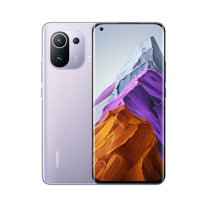 CN Version Xiaomi Mi 11 Pro 5G Smartphone 8GB+128GB Snapdragon 888  AMOLED Full Screen 67W Fast Charger NFC 5000mAh Battery enlarge
