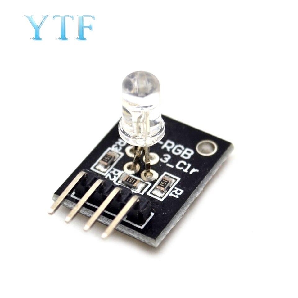 Smart Electronics 4pin RGB Module KY-016 Three Colors 3 Color RGB LED Sensor Module for  DIY Starter Kit KY016
