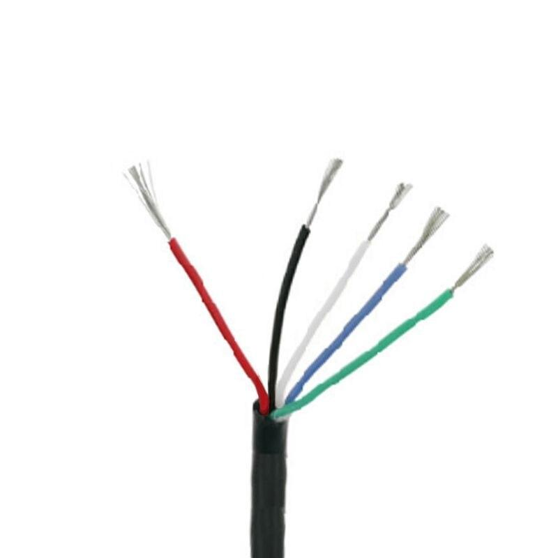 Cable de 5 núcleos soldador electrónico STC-T12 Estación de soldadura mango 23GB