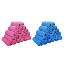 New 100 Pcs Disposable Shoe Covers Indoor Cleaning Floor Non-Woven Overshoes for Women Men