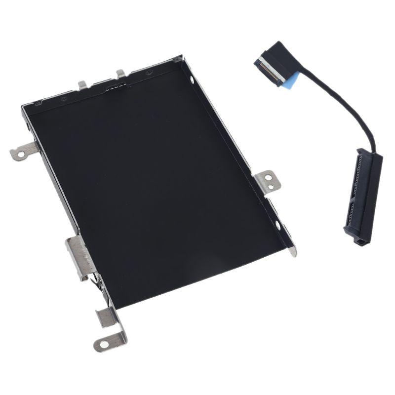 Conector de cabo hdd + suporte de quadro de caddy hdd para-dell latitude e5570 m3510 t3lb