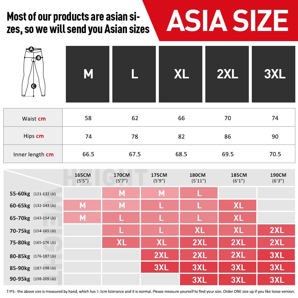 Купить с кэшбэком Santic Men's Cycling Pants 4D Padded Compression Long Bicycle Tights Reflective MTB Bike Riding Sports Leggings Asian Size