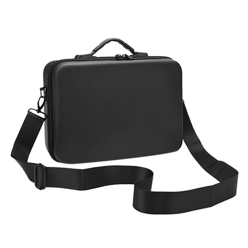AAAE Top-Bolso portátil con asa funda para hombro para Hyperice Hypervolt Fascia masajeador impermeable a prueba de arañazos accesorios antichoque