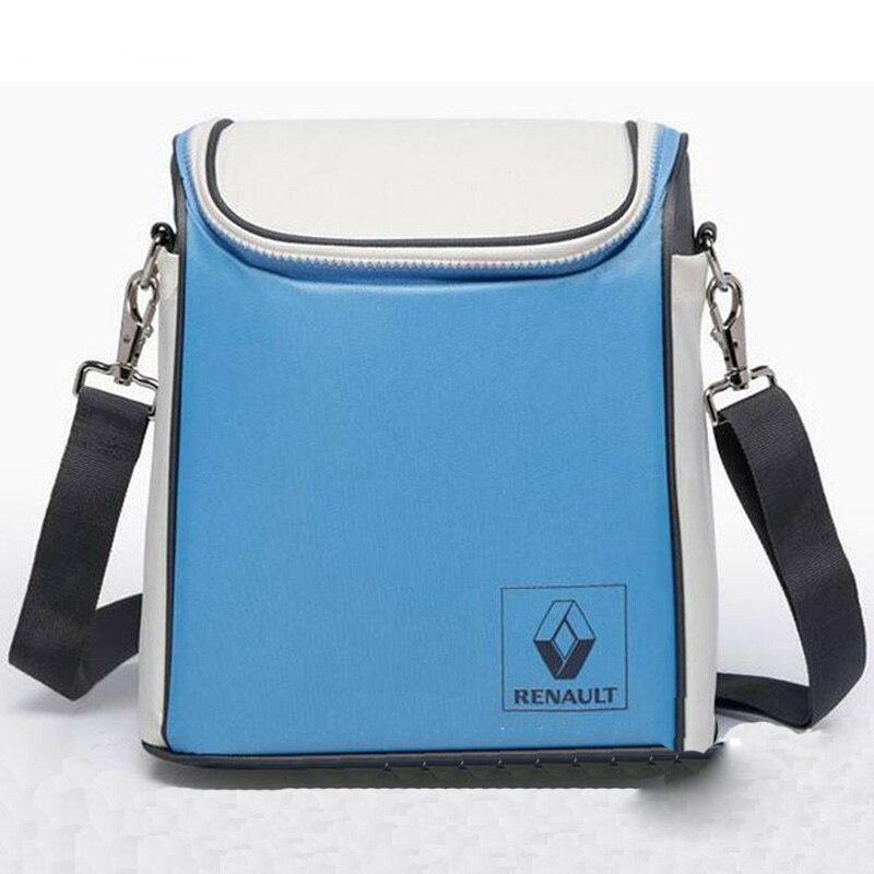 Kit de Primeiros Socorros ao ar livre Esportes Ao Ar Livre Azul de Nylon Reflexiva À Prova D Água Saco Do Mensageiro de Viagem Da Família Pacote de Isolamento DJJB058