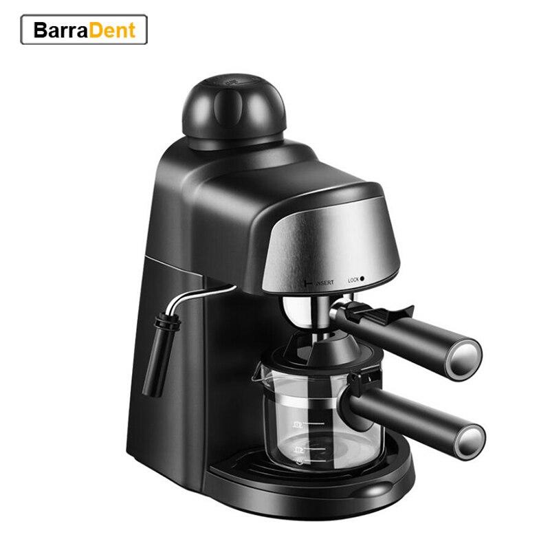 ماكينة صنع القهوة الأوتوماتيكية 5 بار مع رغوة الحليب وآلة صنع القهوة بالضغط والكابتشينو