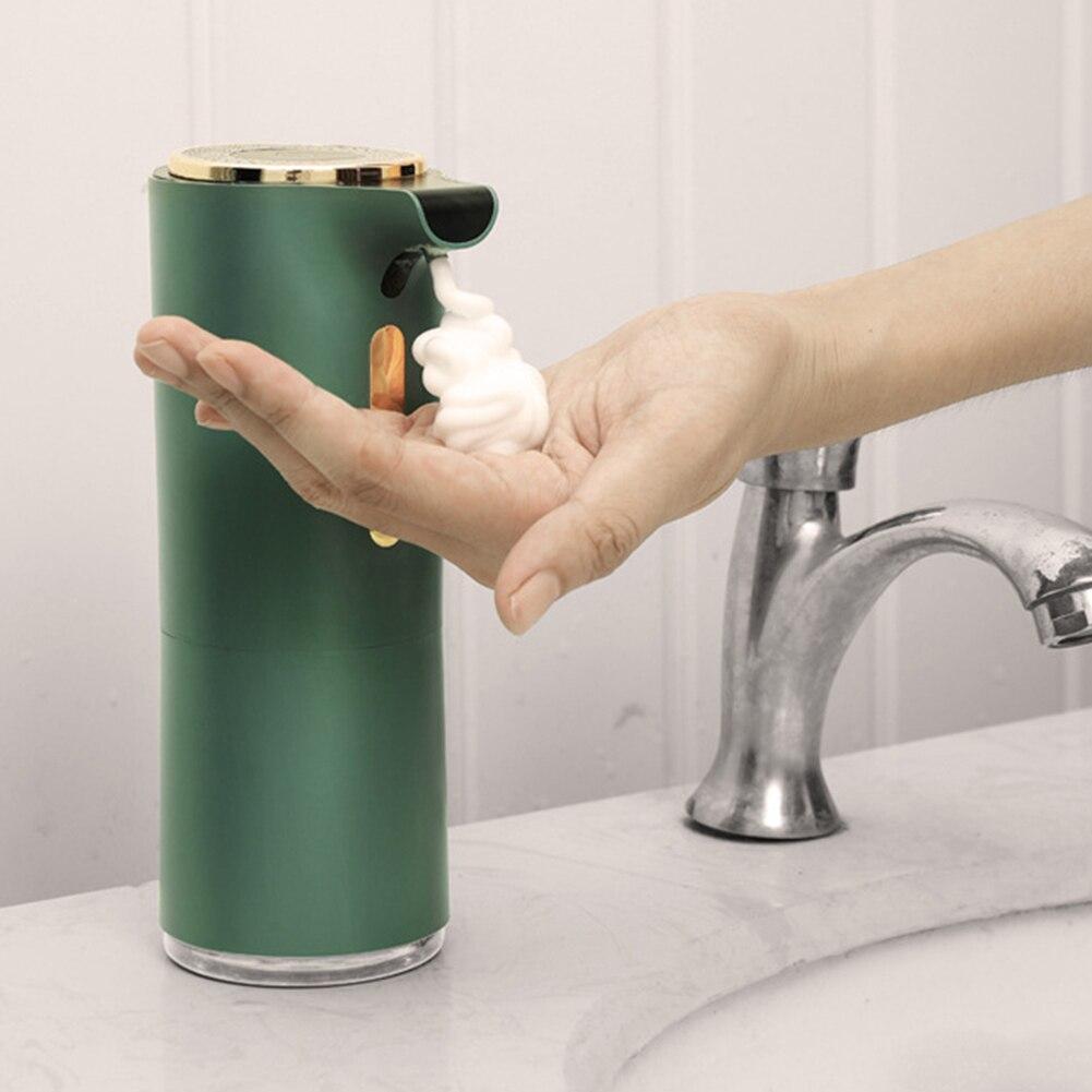 250ML Automatic Soap Dispenser Hand Free Touchless Sanitizer Bathroom Dispenser Smart Sensor Liquid Soap Dispenser Hand Washing enlarge