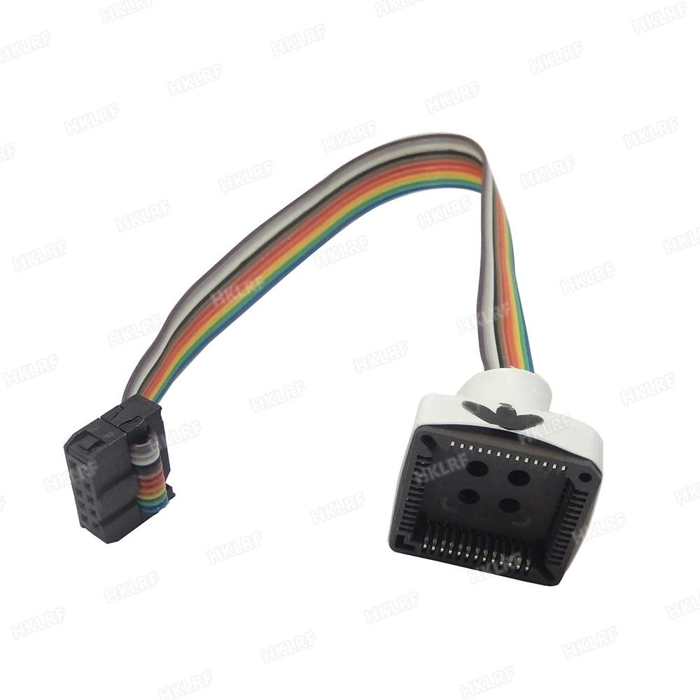 Ak90 + programador chave adaptador e 10pin cabo conjunto