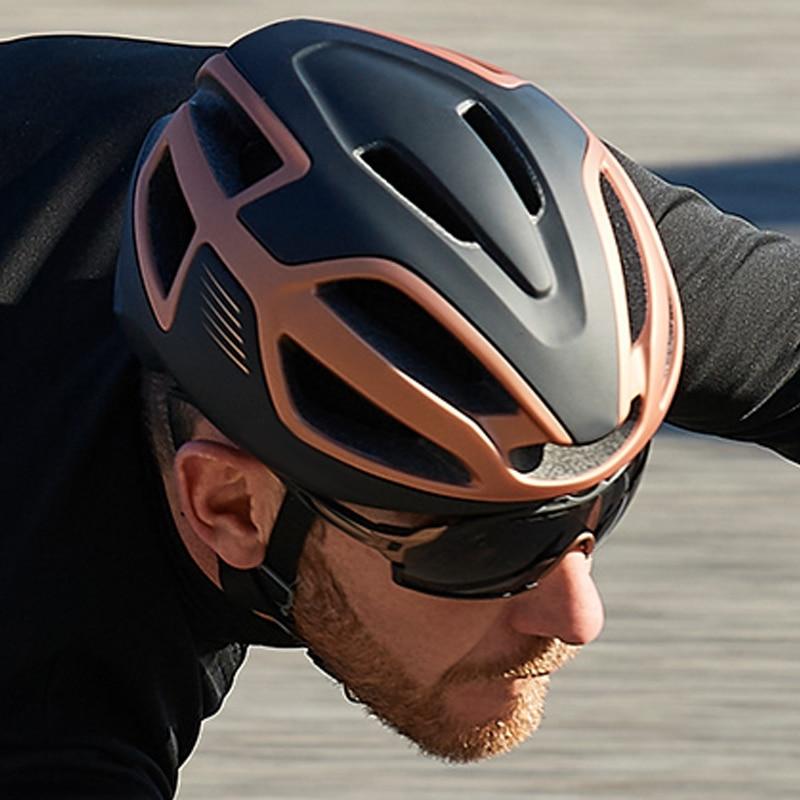 Casco de Ciclismo ultraligero para hombre, casquete de seguridad para bicicleta de...