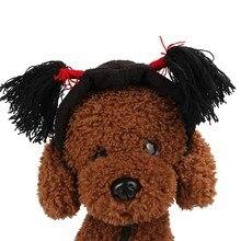 Halloween Dekorative Pet Hut für Hunde/Katzen Lustige Haustier Hund Hut Kappe Katze Hut Headwears Cosplay Custom Pet Zubehör für Welpen