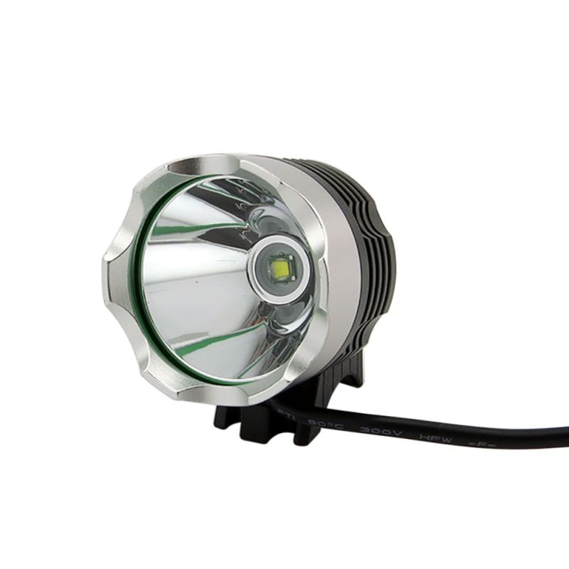XM-L T6 LED Bicycle Headlight Waterpoof Bike Light Lamp Cycling USB Bike Bicycle Front Light & o-ring 1Pcs New