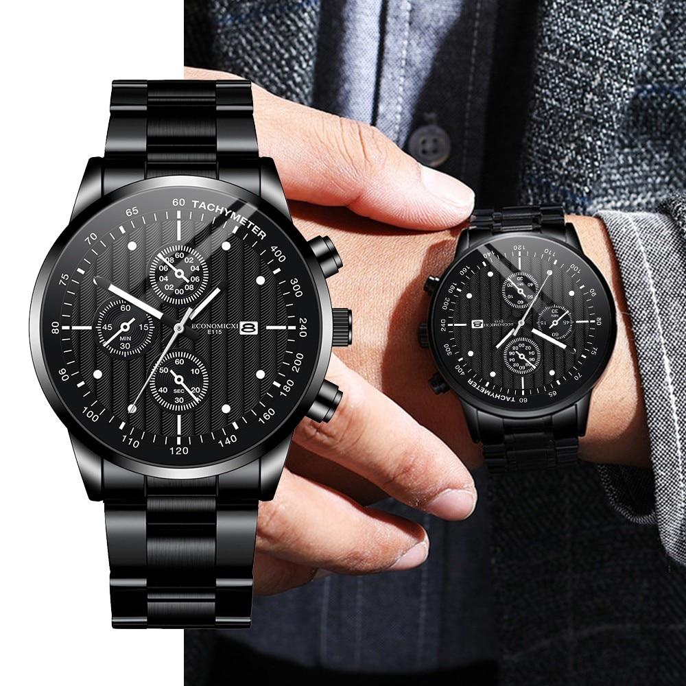 Relogio Masculino Men Watches Luxury Famous Top Brand Men's Fashion Casual Dress Watch Military Quar