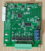 custom stm bldc pmsg servo motor development board encoder vector control drv8301