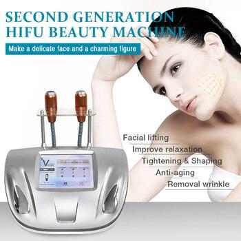 Portable VMax Hifu Machine Professionnel Anti-Wrinkle Face Lifting Beauty Machine For Beauty Salon