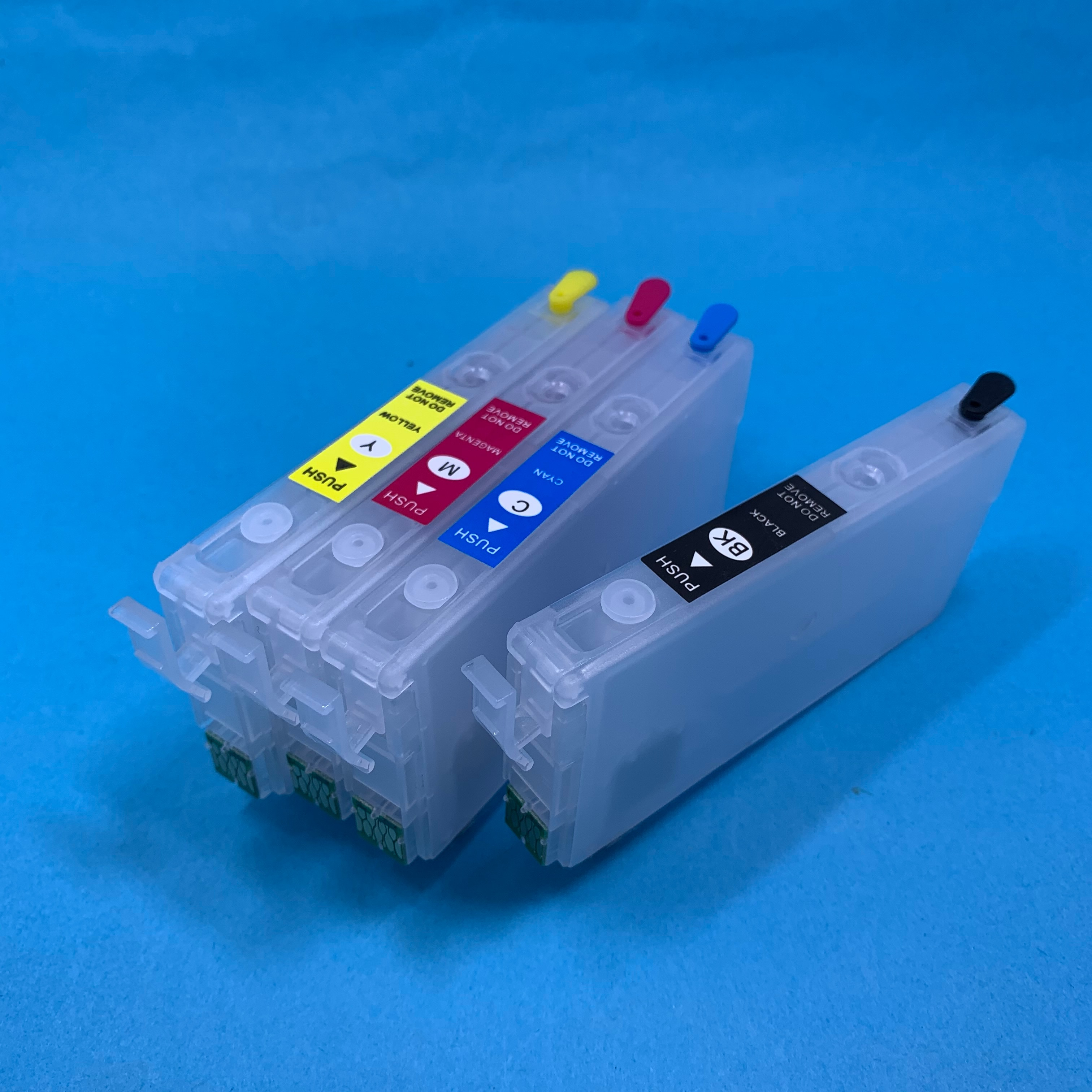 Refillable Ink Cartridge for Epson 405XL T405XL for Epson Workforce WF-3820 /4820/4830/7830/7835/7840