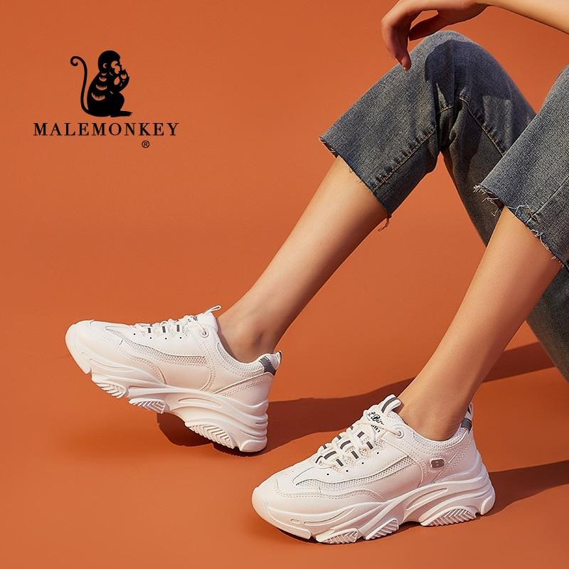 Белая-повседневная-обувь-Женские-модные-кроссовки-Коллекция-2021-года-Летние-модные-кроссовки-на-шнуровке-Дышащие-кроссовки-для-бега-Спор