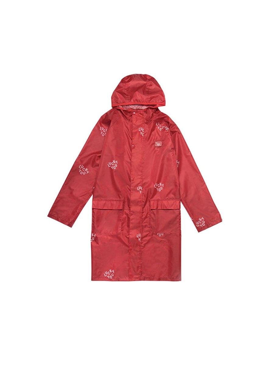 Outdoor Waterproof Raincoat Fashion Hooded Poncho Hiking Cycling Bike Raincoat Rain Protection Capa De Chuva Rain Gear BC50YY enlarge