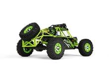 Parkten Wltoys 12428 1/12 4WD coche RC Crawler con luz LED RTR 2,4 GHz 50 Km/h coche rc de alta velocidad