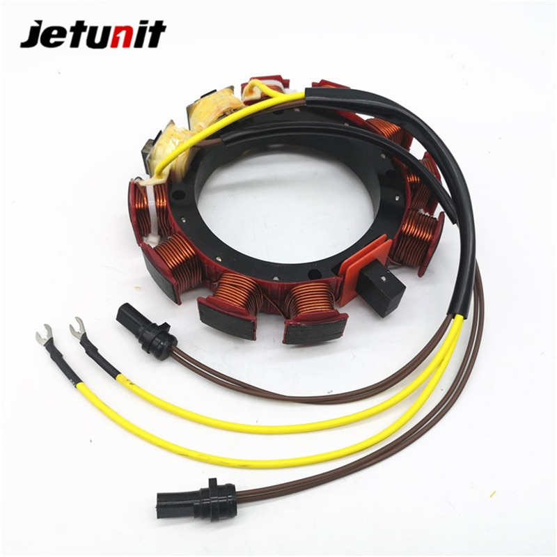 Outboard Stator For Johnson Evinrude OMC 35AMP 6Cyl 150 155 175 185 235HP 1984-1988【OEM】582574,583050,583274,583668,763785 enlarge