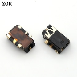 5-50 pces porta jack audio do fone de ouvido do portátil para asus x551m x551ma d550m x551ca f551c x551c etc porta do microfone do fone de ouvido do portátil