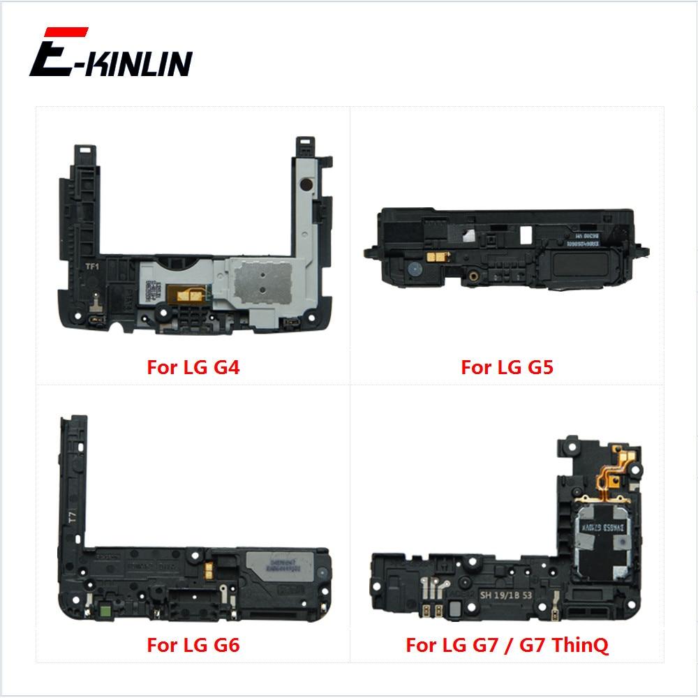 Trasero inferior altavoz timbre vibrador fuerte Cable flexible de altavoz para LG...