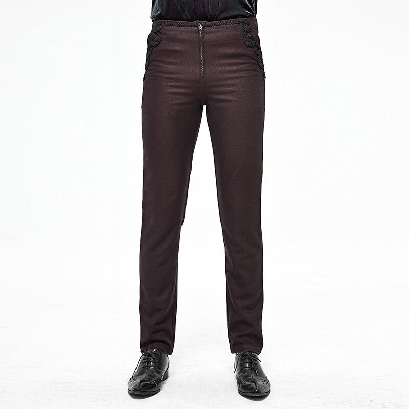 Business Style  Tight Trousers Party Banquet Slim Pants Formal Suit Pants Men's Casual Pants Men's Trousers