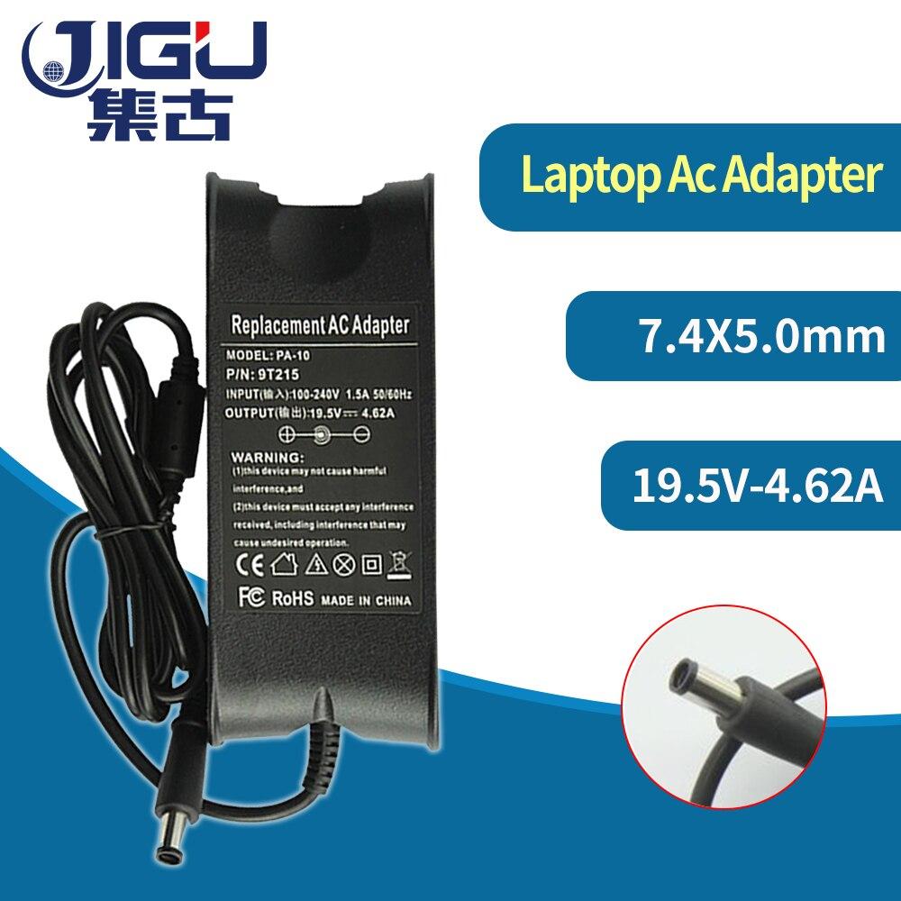 19,5 V 4.62A 90W AC адаптер Зарядное устройство для Dell PA10 Dell для Inspiron 300M 500M 505M 510M 6000 6400 8500 8600 9200 9300 9400