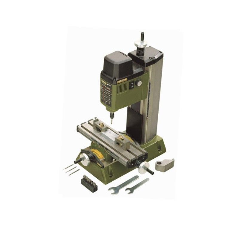 PROXXON-mini fresadora de precisión mágica, herramientas de procesamiento MF70