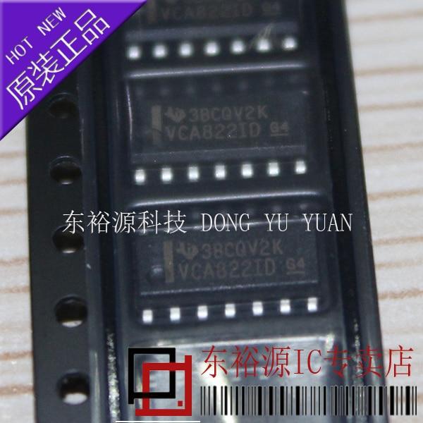 شحن مجاني VCA822ID VCA822 SOP14 10 قطعة
